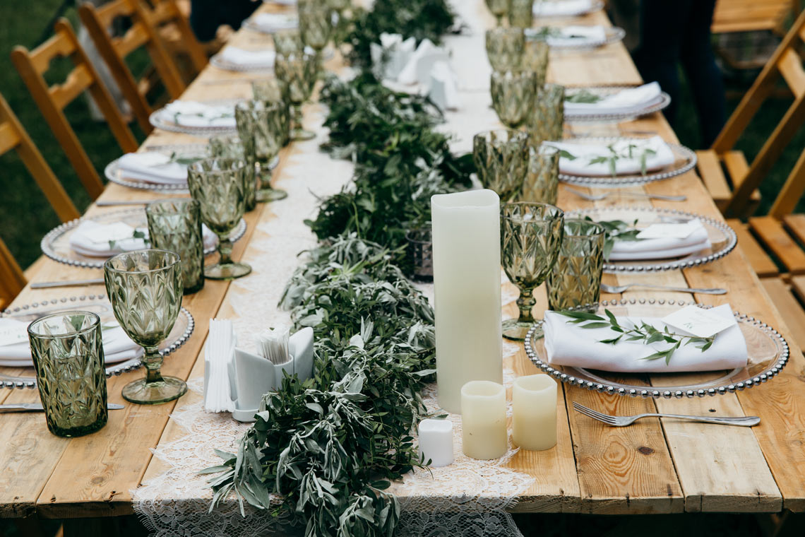 Styling The Perfect Hygge Wedding