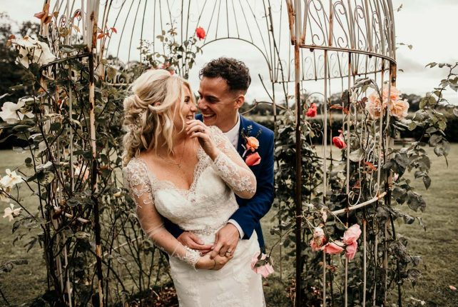 Anna & Patrick's Countryside Wedding At The Little Fox