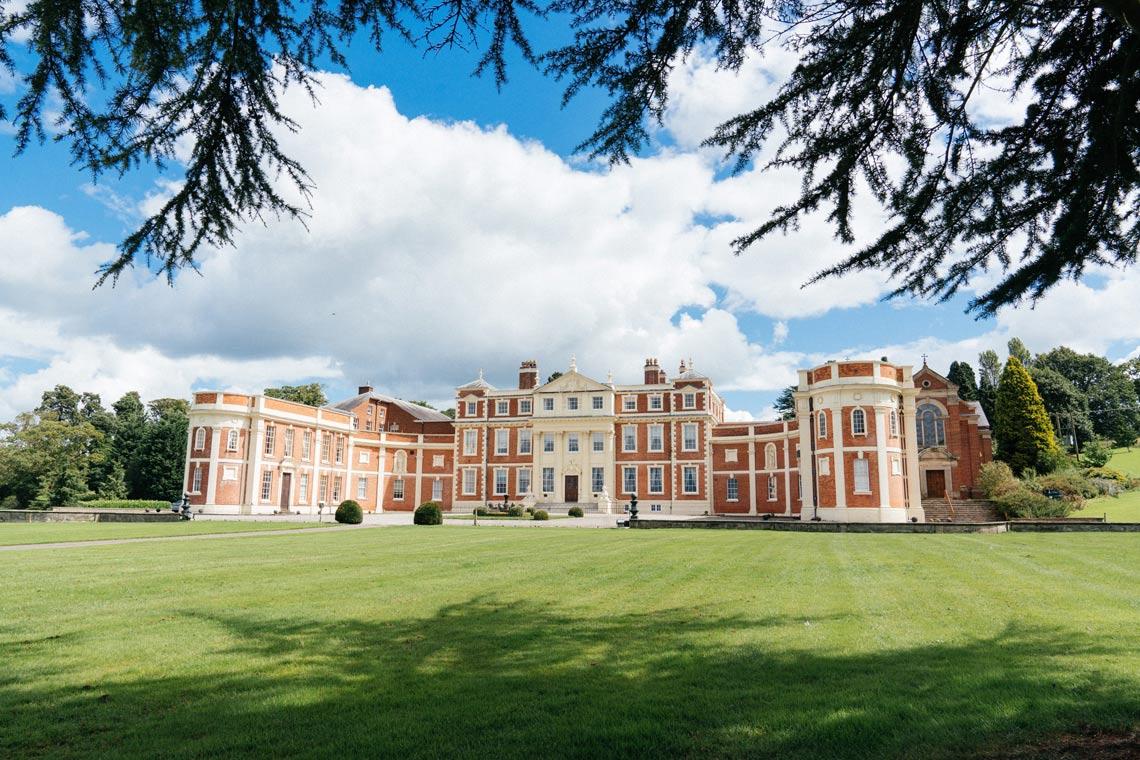 Hawkstone Hall & Gardens