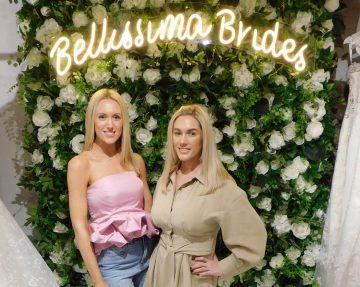 Bellisima Brides 'Unveil' Stunning New Boutique