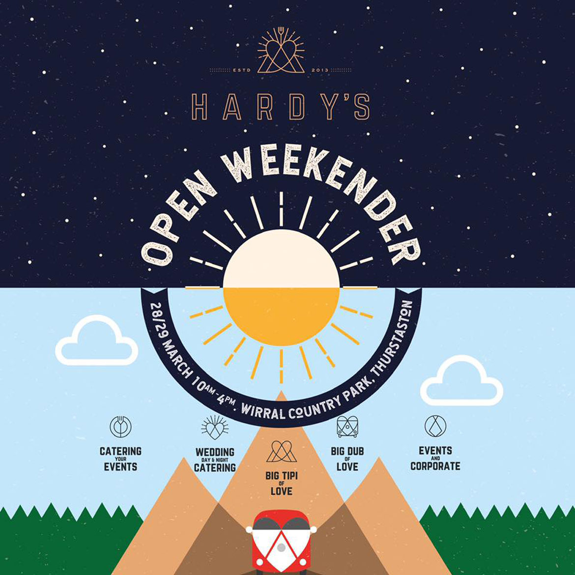 Wirral's Coolest Wedding Weekend Is BACK!